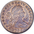 Early Half Dimes, 1796 H10C LIKERTY AU55 NGC....