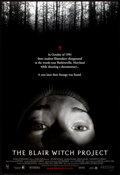 """Movie Posters:Horror, The Blair Witch Project Lot (Artisan, 1999). One Sheets (2) (27"""" X 41"""") DS. Horror.. ... (Total: 2 Items)"""