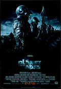"""Movie Posters:Science Fiction, Planet of the Apes Lot (20th Century Fox, 2001). One Sheets (2) (27"""" X 41"""") DS Advances. Science Fiction.. ... (Total: 2 Items)"""
