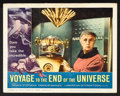 """Movie Posters:Science Fiction, Science Fiction Lot (Various, 1953-1982). Lobby Cards (9) (11"""" X 14"""") and Still (8"""" X 10""""). Science Fiction.. ... (Total: 10 Items)"""