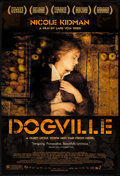 """Movie Posters:Drama, Dogville (Lions Gate, 2003). One Sheet (27"""" X 40"""") DS. Drama.. ..."""
