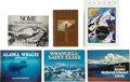 Books:Non-fiction, Lot of Six Books About Alaska. Including Agnes Rush Burr. Alaska: Our Beautiful Northland of Opportunity. [a... (Total: 6 Items)
