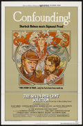"""Movie Posters:Mystery, The Seven-Per-Cent Solution (Universal, 1976). One Sheet (27"""" X 41""""). Mystery.. ..."""