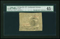 Colonial Notes:Continental Congress Issues, Continental Currency May 20, 1777 $4 PMG Choice Extremely Fine 45 EPQ....