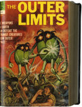 Silver Age (1956-1969):Science Fiction, Outer Limits #1-18 Bound Volume (Dell, 1964-69)....