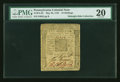 Colonial Notes:Pennsylvania, Pennsylvania May 20, 1758 10s PMG Very Fine 20....