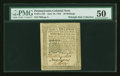 Colonial Notes:Pennsylvania, Pennsylvania June 18, 1764 20s PMG About Uncirculated 50....