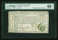 Colonial Notes:Georgia, Georgia May 4, 1778 $20 PMG Extremely Fine 40 NET....