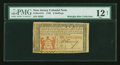 Colonial Notes:New Jersey, New Jersey 1786 6s PMG Fine 12 NET....