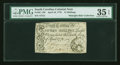 Colonial Notes:South Carolina, South Carolina April 10, 1778 15s PMG Choice Very Fine 35 EPQ....