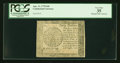Colonial Notes:Continental Congress Issues, Continental Currency April 11, 1778 $40 PCGS Very Fine 35....
