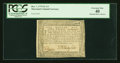 Colonial Notes:Maryland, Maryland December 7, 1775 $1 1/3 PCGS Extremely Fine 40....