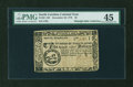 Colonial Notes:South Carolina, South Carolina December 23, 1776 $5 PMG Choice Extremely Fine45....