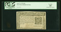 Colonial Notes:New York, New York August 13, 1776 $10 PCGS Very Fine 35....