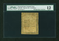 Colonial Notes:Pennsylvania, Pennsylvania May 20, 1758 20s PMG Fine 12....