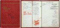 Marilyn Monroe's Personal Appointment Book