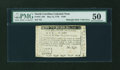 Colonial Notes:North Carolina, North Carolina May 15, 1779 $100 PMG About Uncirculated 50....