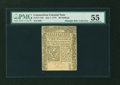 Colonial Notes:Connecticut, Connecticut July 1, 1775 20s PMG About Uncirculated 55....