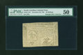 Colonial Notes:North Carolina, North Carolina December 29, 1785 40s PMG About Uncirculated 50....
