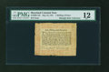 Colonial Notes:Maryland, Maryland May 10, 1781 1s6d PMG Fine 12....