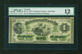 Canadian Currency: , DC-2a $1 1870. ...