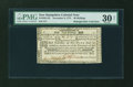 Colonial Notes:New Hampshire, New Hampshire November 3, 1775 40s PMG Very Fine 30 NET....