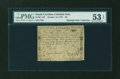 Colonial Notes:South Carolina, South Carolina October 19, 1776 $6 PMG About Uncirculated 53EPQ....