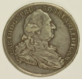 German States:Bavaria, German States: Bavaria. Carl Theodor Taler 1778,...