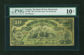 Canadian Currency: , Saint John, NB- The Bank of New Brunswick $10 Sept. 1, 1903 Ch. #515-18-06. ...