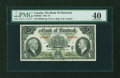 Canadian Currency: , Montreal, PQ- The Bank of Montreal $5 Jan. 2, 1935 Ch. # 505-60-02....