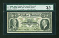 Canadian Currency: , Montreal, PQ- The Bank of Montreal $20 Jan. 2, 1931 Ch. #505-58-06. ...