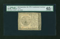Colonial Notes:Continental Congress Issues, Continental Currency September 26, 1778 $40 PMG Gem Uncirculated 65EPQ....