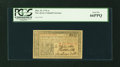 Colonial Notes:New Jersey, New Jersey March 25, 1776 1s PCGS Gem New 66PPQ....