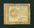 Colonial Notes:Continental Congress Issues, Continental Currency January 14, 1779 $55 About New....