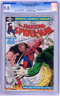 Modern Age (1980-Present):Superhero, The Amazing Spider-Man #217-219 CGC-Graded Group (Marvel, 1981) CGCNM/MT 9.8 Off-white to white pages.... (Total: 3 Comic Books)