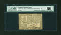 Colonial Notes:Virginia, Virginia May 4, 1778 (Dates Handwritten) $5 PMG About Uncirculated50....