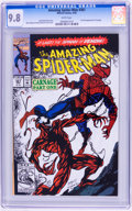 Modern Age (1980-Present):Superhero, The Amazing Spider-Man #361-363 CGC-Graded Group (Marvel, 1992) CGCNM/MT 9.8 White pages.... (Total: 3 Comic Books)