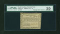 Colonial Notes:North Carolina, North Carolina August 8, 1778 $2 PMG About Uncirculated 55....