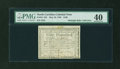 Colonial Notes:North Carolina, North Carolina May 10, 1780 $100 PMG Extremely Fine 40....