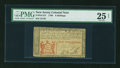 Colonial Notes:New Jersey, New Jersey 1786 6s PMG Very Fine 25 NET....