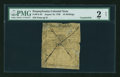 Colonial Notes:Pennsylvania, Pennsylvania August 10, 1739 10s Counterfeit PMG Fair 2 NET....
