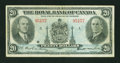 Canadian Currency: , Montreal, PQ- The Royal Bank of Canada $20 Jan. 2, 1935 Ch. #630-18-06a. ...