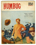 Magazines:Humor, Humbug #10 (Humbug, 1958) Condition: VG....