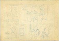 "Carl Barks - ""The Pied Piper of Duckburg"" Page Original Art, Group of 6 (1958-59).... (Total: 6)"