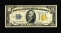 Small Size:World War II Emergency Notes, Fr. 2309* $10 1934A North Africa Silver Certificate Star. Very Fine.. ...