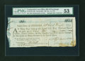 Colonial Notes:Continental Congress Issues, Continental Loan Office Bill of Exchange Second Bill- $30 Dec. 14,1779 Anderson US-97/PA-10A. PMG About Uncirculated 53....