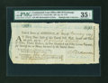 Colonial Notes:Continental Congress Issues, Continental Loan Office Bill of Exchange Fourth Bill- $30 Jan. 16,1779 Anderson US-97/CT-1A. PMG Choice Very Fine 35 EPQ....