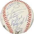 Autographs:Baseballs, 1996 Philadelphia Phillies Team Signed Baseball. ...