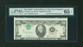 Error Notes:Inverted Third Printings, Fr. 2076-L $20 1988A Federal Reserve Note. PMG Gem Uncirculated 65EPQ.. ...