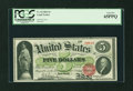 Large Size:Legal Tender Notes, Fr. 63 $5 1863 Legal Tender PCGS Gem New 65PPQ....